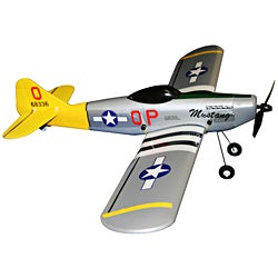 Radio Control P51D Mustang Airplane