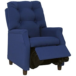 Magical Harmony Kids Dark Blue Deluxe Recliner