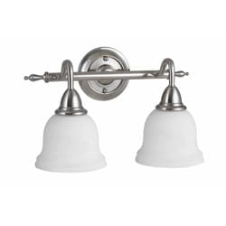 World Imports Montpelier Collection 2-light Bath Bar
