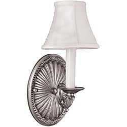 World Imports Single Light Wall Sconce