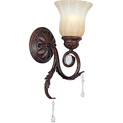 World Imports Berkeley Square Collection Single Light Wall Sconce
