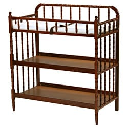 DaVinci Jenny Lind Cherry Changing Table