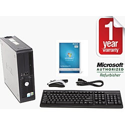 Dell Optiplex 755 3GHz 750GB SFF Desktop Computer (Refurbished)