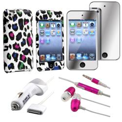 BasAcc Case/ Protector/ Headset/ Charger for Apple iPod touch Gen 4