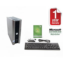 Dell Optiplex 755 2GHz 500GB Desktop Computer (Refurbished)