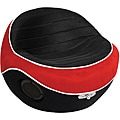 Black/ Red BoomPod Game Chair with Two Speakers