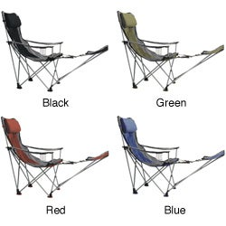 TravelChairs Big Bubba Rip-stop Polyester Camp Chair (40' x 32' x 58')