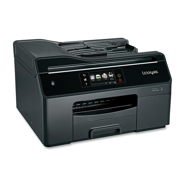 Lexmark OfficeEdge Pro5500 Inkjet Multifunction Printer - Color - Pla
