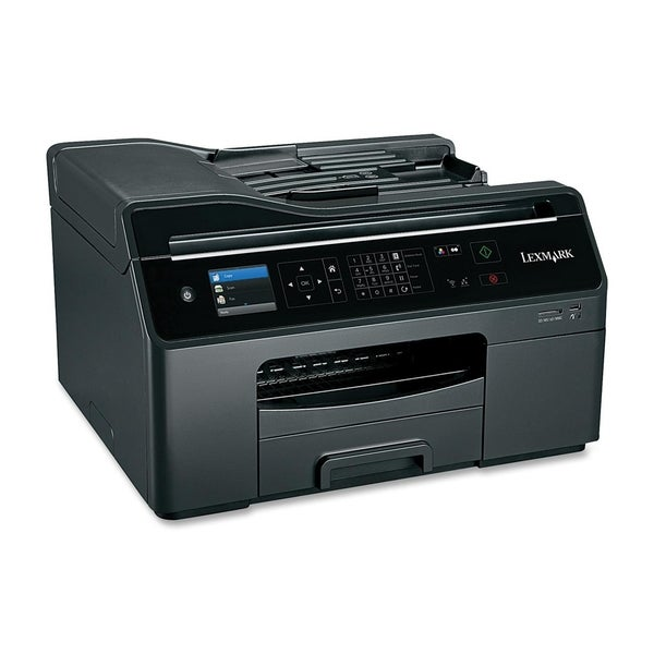 Lexmark OfficeEdge Pro4000 Inkjet Multifunction Printer - Color - Pla