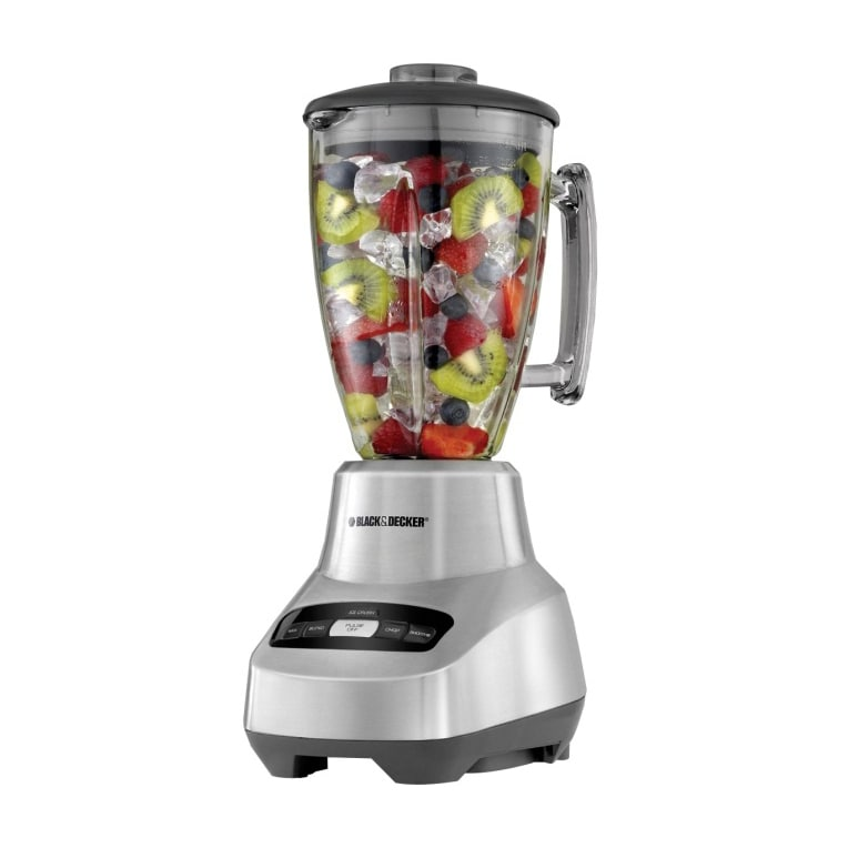 BLACK&DECKER Black & Decker 48-ounce Blender with Glass Jar at Sears.com
