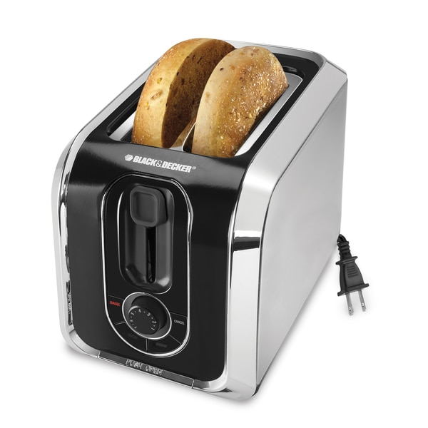 Oster Countertop Convection Oven Kohls : Black & Decker TR1200SB 2-slice Toaster - 13924511 - Overstock.com ...