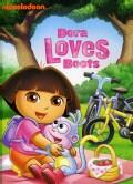 Dora The Explorer: Dora Loves Boots (DVD)