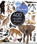 Eyelike Stickers: Animals (Paperback)