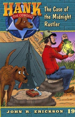 The Case of the Midnight Rustler (Paperback)