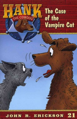 The Case of the Vampire Cat (Paperback)