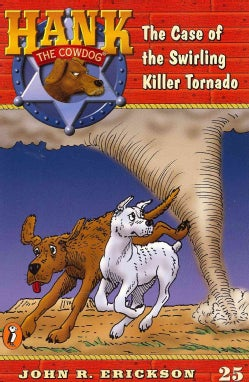 The Case of the Swirling Killer Tornado (Paperback)