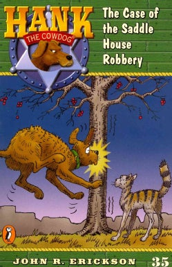 The Case of the Saddle House Robbery (Paperback)