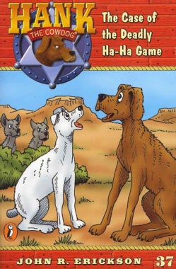 The Case of the Deadly Ha-Ha Game (Paperback)