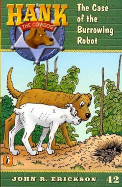 The Case of the Burrowing Robot (Paperback)