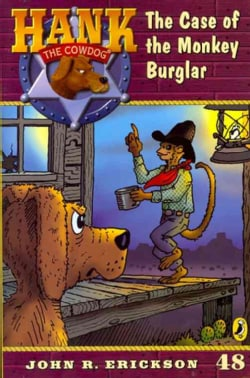 The Case of the Monkey Burglar (Paperback)