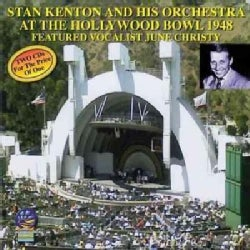 Stan & His Orchestra Kenton - Stan Kenton At The Hollywood Bowl 1948