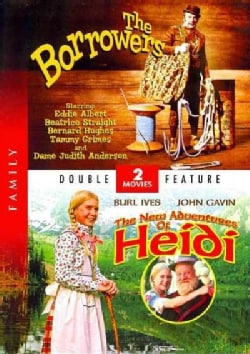 The Borrowers/The New Adventures Of Heidi (DVD)