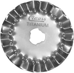 Clauss Pinking Rotary Cutter Replacement Blade