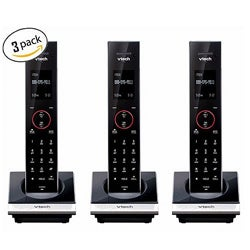 Vtech LS6204 DECT 6.0 Accessory 3-handset Kit for LS6245T