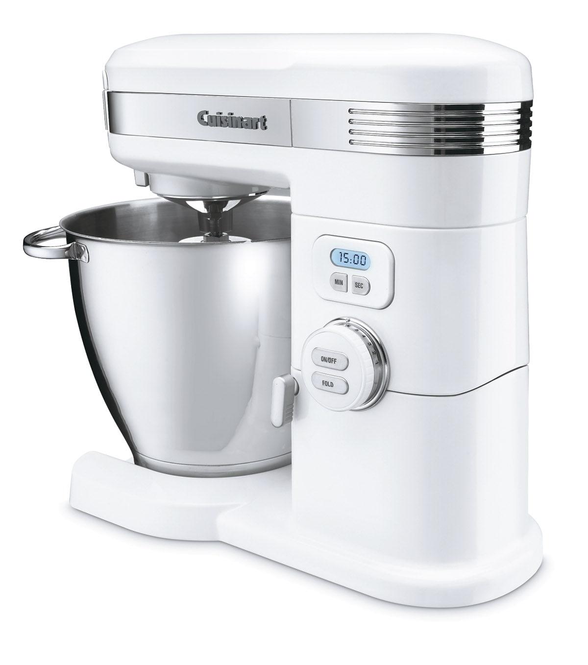 Cuisinart Quart 12-Speed White Stand Mixer