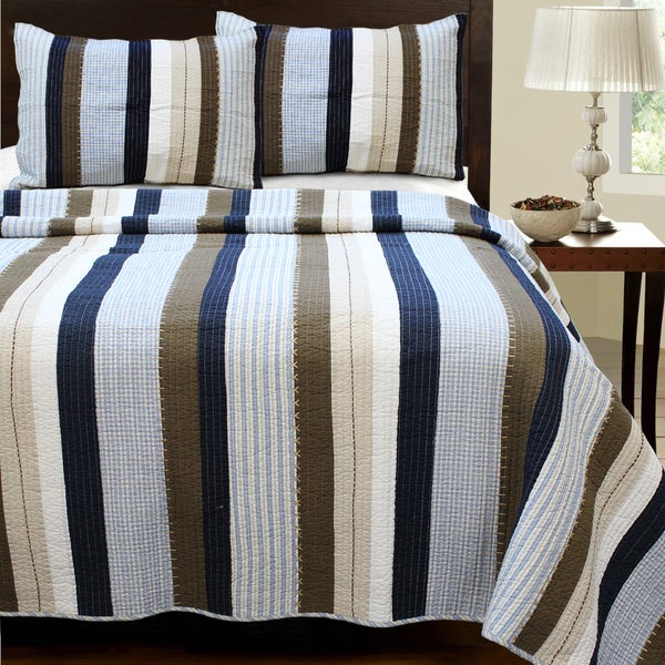Nathan 3-piece Quilt Set