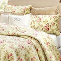 Blooming Summer 3-piece Quilt Set