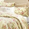 Blooming Summer 3-piece Quilt Set