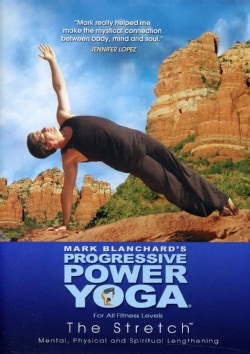 Progressive Power Yoga: The Sedona Experience: The Stretch (DVD)