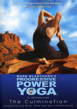 Progressive Power Yoga: The Sedona Experience- The Culmination