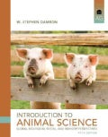 Introduction to Animal Science: Global, Biological, Social, and Industry Perspectives (Hardcover)
