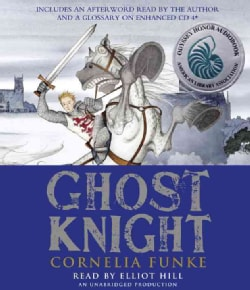 Ghost Knight (CD-Audio)