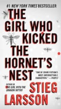 The Girl Who Kicked the Hornet's Nest (Paperback)