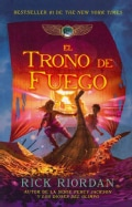 El trono de fuego / The Throne of Fire (Paperback)