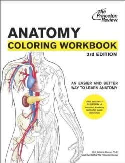 Anatomy Coloring Workbook (Paperback)