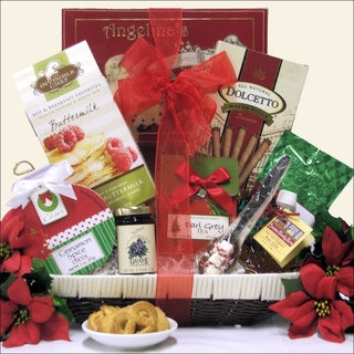 Christmas Morning Wishes Christmas Holiday Breakfast Gift Basket