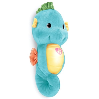 Fisher-Price Ocean Wonders Soothe & Glow Sea Horse
