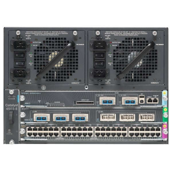 Cisco Catalyst WS-C4503-E Chassis