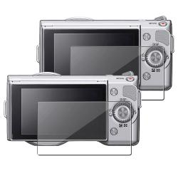 Screen Protector for Sony Alpha NEX 3/ NEX 5 (Pack of 2)
