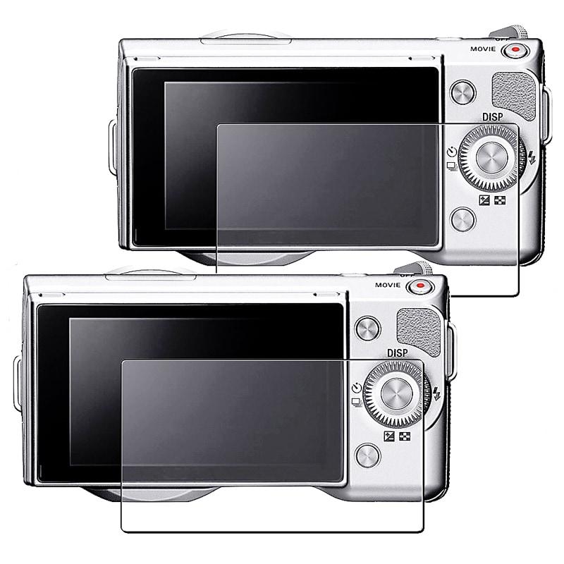 Anti-Glare Screen Protector for Sony Alpha NEX 3/ NEX 5 (Pack of 2)