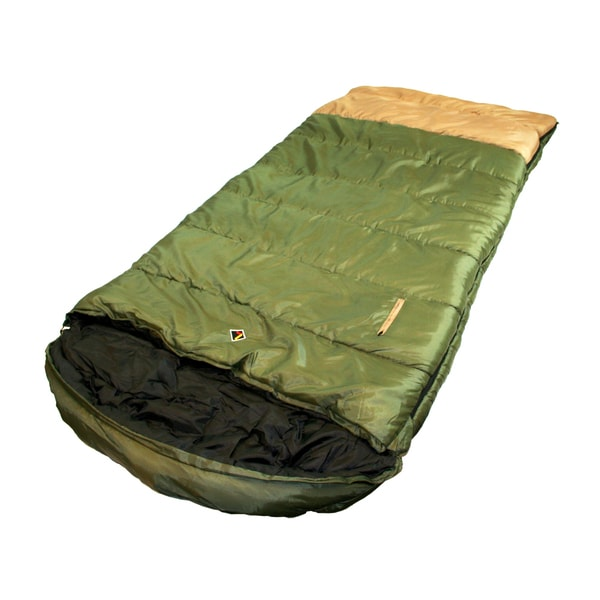 Ledge Dual-wall Thermo-shield Sleeping Bag - Rated to -20 Degrees