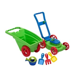 American Plastic Toys 6-Piece Garden Set