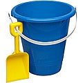 American Plastic Toys 8-inch Pail and Shovel Toys Set (Case of 36)