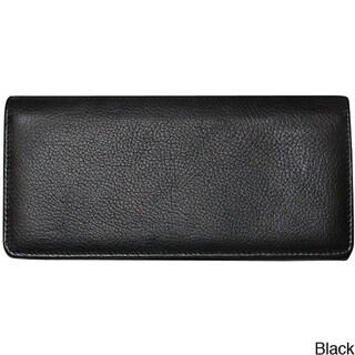 Dopp 'Roma' Leather Expandable Clutch