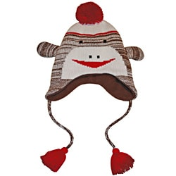 Muk Luks Women's Monkey Hat