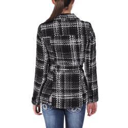 Ci Sono by Adi Junior's Double Breasted Wool Walking Coat